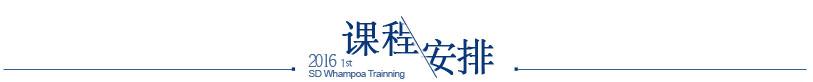 中国智装院黄埔班活动之课程安排